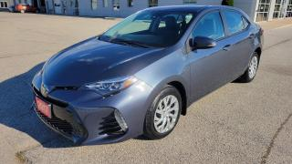 Used 2017 Toyota Corolla SE for sale in Owen Sound, ON