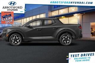 New 2022 Hyundai Santa Fe Cruz Ultimate w/Color  - Cooled Seats - $276 B/W for sale in Abbotsford, BC