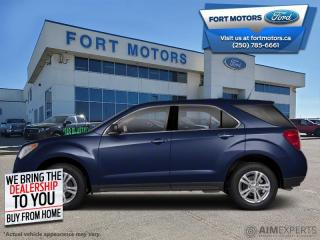 Used 2010 Chevrolet Equinox 1LT  - SiriusXM -  Heated Mirrors for sale in Fort St John, BC