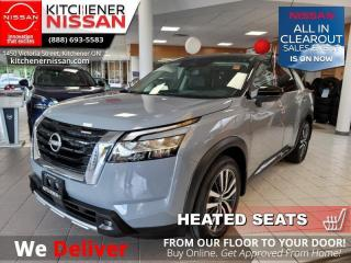 New 2022 Nissan Pathfinder Platinum  - Cooled Seats for sale in Kitchener, ON