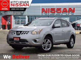 Used 2012 Nissan Rogue SV  - Bluetooth -  Heated Seats for sale in Kitchener, ON