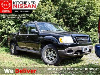 Used 2003 Ford Explorer Sport Trac XLT  AS-IS SPECIAL | YOU CERTIFY, YOU SAVE! for sale in Kitchener, ON