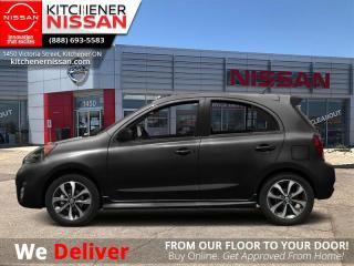 Used 2016 Nissan Micra SV  - Certified - Bluetooth - $77 B/W for sale in Kitchener, ON