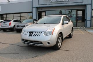 Used 2009 Nissan Rogue S 2WD for sale in Calgary, AB