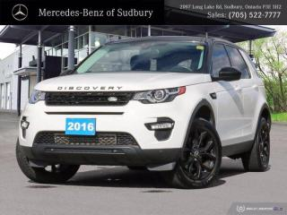 Used 2016 Land Rover Discovery Sport HSE for sale in Sudbury, ON