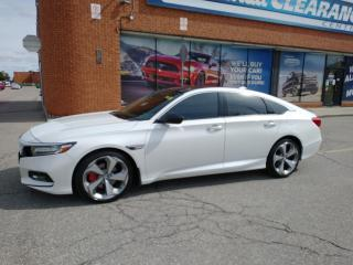 Used 2018 Honda Accord Touring for sale in Mississauga, ON