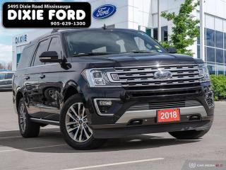 Used 2018 Ford Expedition Max Limited for sale in Mississauga, ON