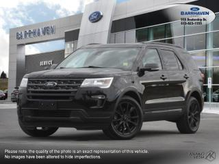 Used 2019 Ford Explorer XLT for sale in Ottawa, ON