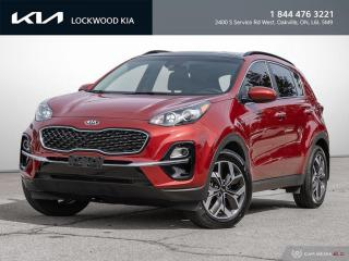 Used 2020 Kia Sportage EX AWD -Ltd Avail- ONE OWNER | CLEAN CARFAX for sale in Oakville, ON