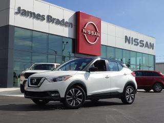 Used 2018 Nissan Kicks SV for sale in Kingston, ON