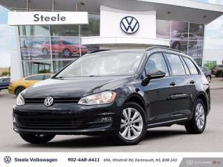 Used 2015 Volkswagen Golf Sportwagon SPORTWAGEN 1.8 TSI COMFORTLINE 6-SPEED AUTOMATIC for sale in Dartmouth, NS