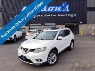 Used 2014 Nissan Rogue SV AWD, Reverse Camera, Cruise Control, Blindspot Monitoring, Bluetooth, Heated Seats & More! for sale in Guelph, ON