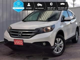Used 2012 Honda CR-V Touring WELL MAINTAINED, LOCAL TRADE, ONE OWNER for sale in Cranbrook, BC