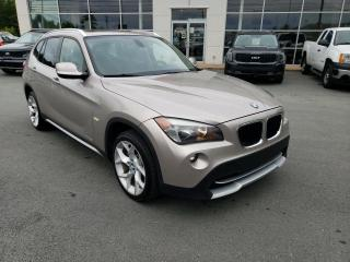 Used 2012 BMW X1 xDrive28i AWD. 2 sets tires! New MVI. 2 owner trade in. for sale in Hebbville, NS