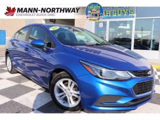 Used 2016 Chevrolet Cruze LT | No Accidents, Heated Seats. for sale in Prince Albert, SK