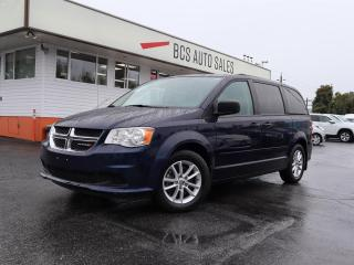 Used 2017 Dodge Grand Caravan for sale in Vancouver, BC