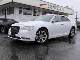 Used 2017 Chrysler 300 AWD for sale in Vancouver, BC