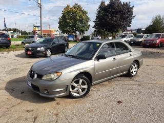 Used 2006 Subaru Impreza 2.5i for sale in Kitchener, ON
