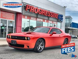 Used 2017 Dodge Challenger SXT for sale in Sarnia, ON