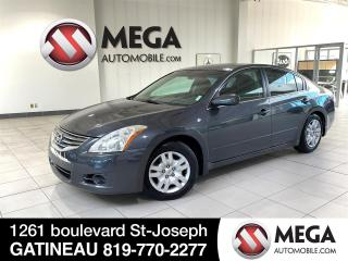 Used 2011 Nissan Altima 2.5 S for sale in Gatineau, QC