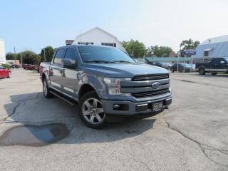 Used 2019 Ford F-150 Lariat for sale in Hagersville, ON