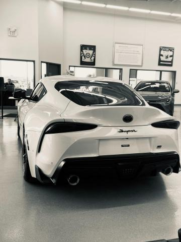 2022 Toyota Supra GR GR 3.0
