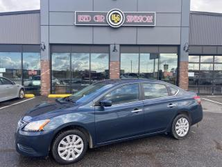 Used 2015 Nissan Sentra 4DR SDN CVT SV for sale in Thunder Bay, ON