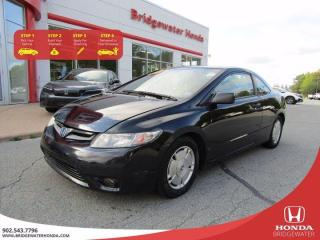 Used 2008 Honda Civic Cpe DX-G for sale in Bridgewater, NS