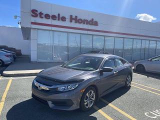 Used 2016 Honda Civic SEDAN LX for sale in St. John's, NL