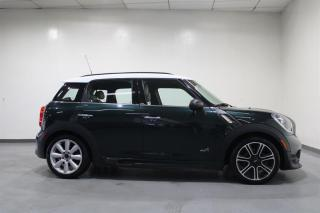 Used 2014 MINI Cooper Countryman S TURBO ALL4. WE APPROVE ALL CREDIT for sale in Mississauga, ON