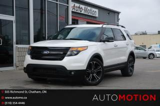 Used 2013 Ford Explorer SPORT for sale in Chatham, ON