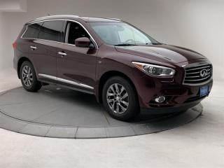 Used 2015 Infiniti QX60 AWD for sale in Vancouver, BC