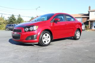 Used 2016 Chevrolet Sonic LT for sale in Conception Bay South, NL