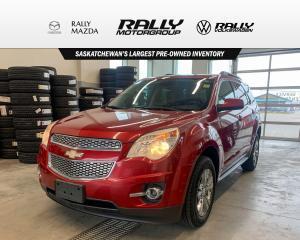 Used 2013 Chevrolet Equinox 2LT for sale in Prince Albert, SK