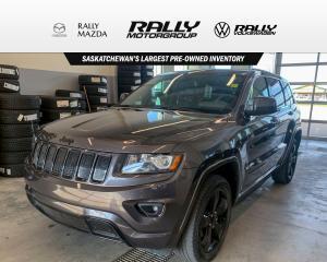 Used 2015 Jeep Grand Cherokee Laredo for sale in Prince Albert, SK