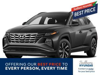 New 2022 Hyundai Tucson Hybrid Ultimate for sale in Sudbury, ON