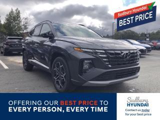 New 2022 Hyundai Tucson N Line for sale in Sudbury, ON