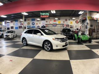 Used 2011 Toyota Venza AUTO A/C P/SUNROOF LEATHER BLUETOOTH BACKUP CAMERA for sale in North York, ON