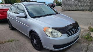 Used 2007 Hyundai Accent GL for sale in Oshawa, ON