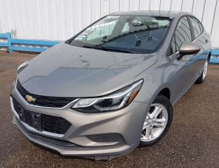Used 2017 Chevrolet Cruze LT *SUNROOF-HEATED SEATS* for sale in Kitchener, ON