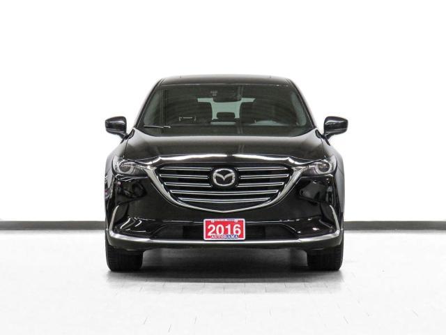 2016 Mazda CX-9 GT AWD Nav Leather Sunroof Backup Cam