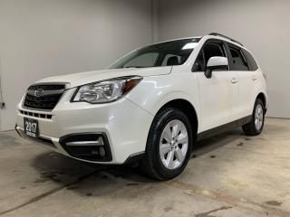 Used 2017 Subaru Forester CONVENIENCE for sale in Owen Sound, ON