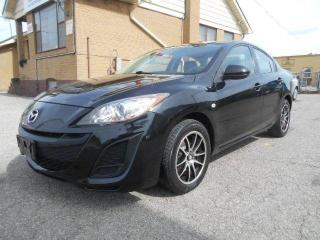 Used 2010 Mazda MAZDA3 GS 2.0L Automatic Loaded Leather 136,000Km for sale in Rexdale, ON