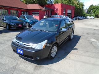 Used 2010 Ford Focus SEL/ NO ACCIDENT / ALLOYS / PWR GROUP / A/C / MINT for sale in Scarborough, ON