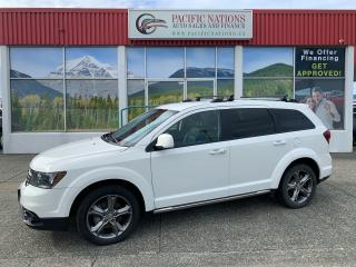 Used 2017 Dodge Journey Crossroad for sale in Campbell River, BC
