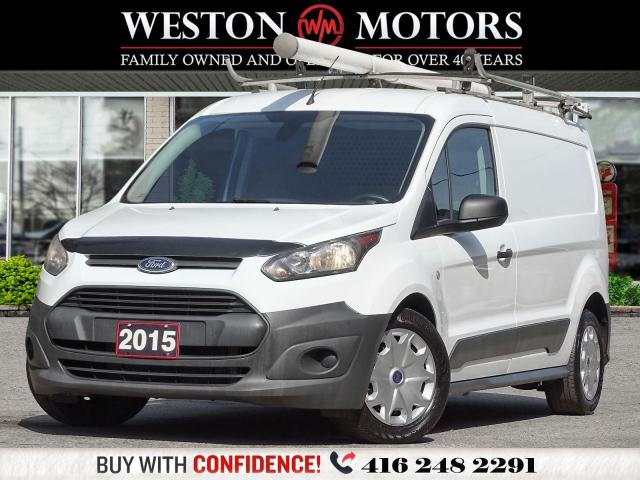 2015 Ford Transit Connect XL*PWR GRP*SHELVING*ROOF RACKS!*