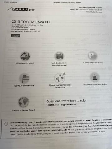 2013 Toyota RAV4 XLE Photo30