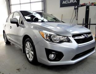 Used 2014 Subaru Impreza 2.0i w/Touring Pkg,ONE OWNER NO ACCIDENT for sale in North York, ON