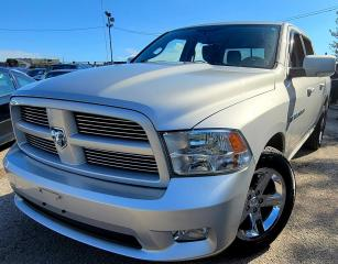 Used 2012 RAM 1500 SPORT for sale in Pickering, ON