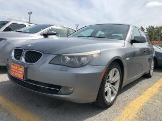 Used 2010 BMW 5 Series 528i for sale in Pickering, ON